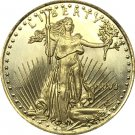 1993 United States 25 Dollar America Eagle Gold Copy Coin