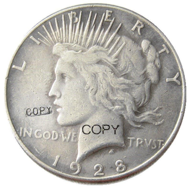 US 1928 Peace Dollar Copy Coins
