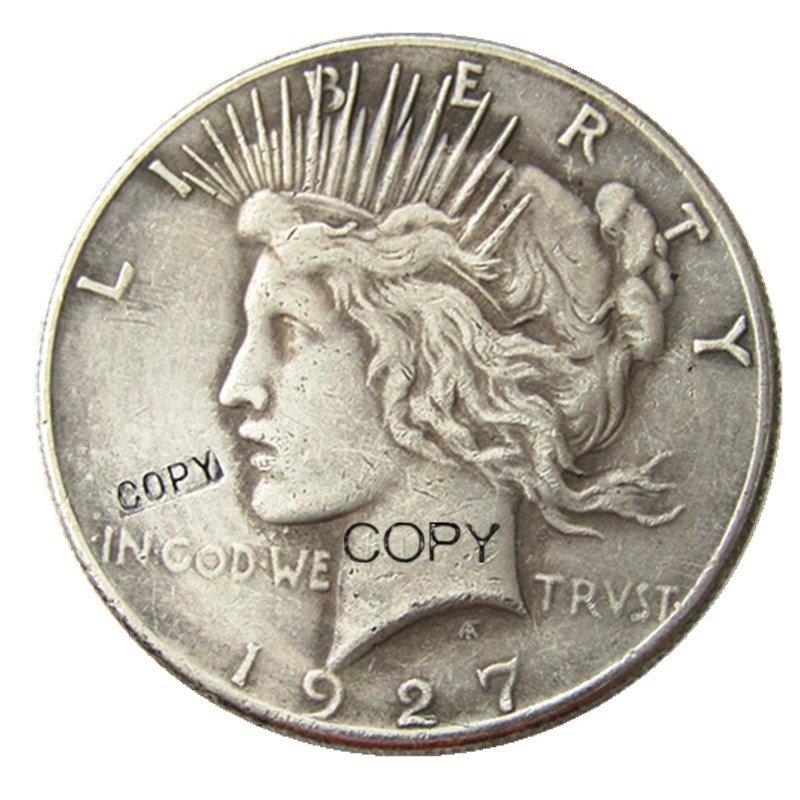 US 1927 Peace Dollar Copy Coins