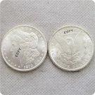 US 1878-S UNC Morgan Dollar Copy Coins