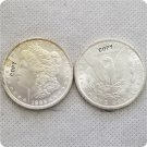 US 1886-S UNC Morgan Dollar Copy Coins