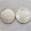 US 1889-S UNC Morgan Dollar Copy Coins