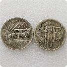 US 1933-D Oregon Trail Memorial Half Dollar Copy Coins