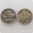 US 1934-D Oregon Trail Memorial Half Dollar Copy Coins