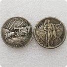 US 1936 Oregon Trail Memorial Half Dollar Copy Coins