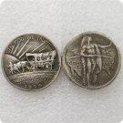 US 1936-D Oregon Trail Memorial Half Dollar Copy Coins