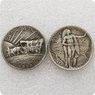 US 1936-S Oregon Trail Memorial Half Dollar Copy Coins