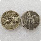 US 1937-D Oregon Trail Memorial Half Dollar Copy Coins