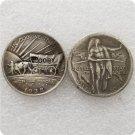 US 1938-D Oregon Trail Memorial Half Dollar Copy Coins
