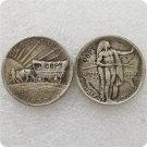 US 1939-S Oregon Trail Memorial Half Dollar Copy Coins