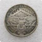 US 1935-D Arkansas Centennial Commemorative Half Dollar Copy Coins