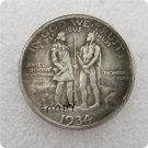 US 1934 Daniel Boone Bicentennial Commemorative Half Dollar Copy Coins