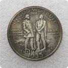 US 1935(1934)-D Daniel Boone Bicentennial Commemorative Half Dollar Copy Coins