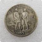 US 1937(1934)-S Daniel Boone Bicentennial Commemorative Half Dollar Copy Coins