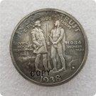 US 1938(1934)-D Daniel Boone Bicentennial Commemorative Half Dollar Copy Coins