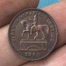 US 1863 Civil War Union For Ever Copy Coins
