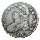 US 1807 Capped Bust 50C Half Dollar Copy Coins