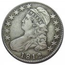 US 1812 Capped Bust 50C Half Dollar Copy Coins