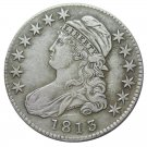 US 1813 Capped Bust 50C Half Dollar Copy Coins