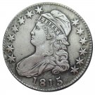 US 1815 Capped Bust 50C Half Dollar Copy Coins