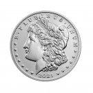 US 2021 Morgan Dollar Silver Plated Copy Coins