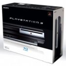 Sony Playstation 3 80GB (Black)