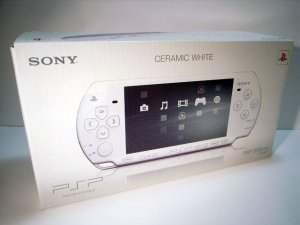 Sony PSP Lite White
