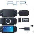 Sony PSP Lite Value Pack (Black)