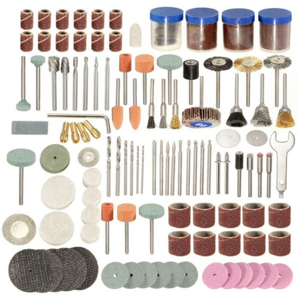 Rotary Tool Accessories Set Polshing Tool Grinding Brush Polishing Wheel