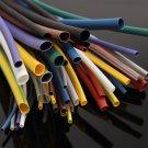 Heat Shrink Tube 55pcs 2:1 Polyolefin Halogen-Free Sleeving Wire 11 Color Set