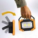 LED COB Outdoor IP65 Waterproof Work Light Camping Emergency Lantern 30W