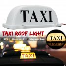 Taxi Roof Indicator Light Waterproof Car Top LED Cab Topper Sign