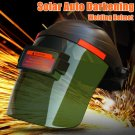 Large View Area UV Solar Reflect Welder Mask Auto-Darkening Welding Helmet