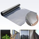 Window Film One Way Reflective Mirror Solar Silver Home Car 15% VLT UV Protect