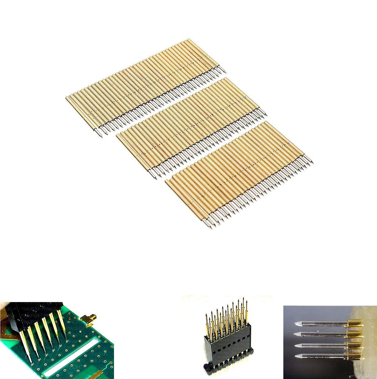 P75-B1 Bare Board Test Probe PCB Dia 1.02mm Length 15.85mm 100g Spring Pin Tool