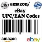1000 UPC EAN-13 GTIN Number Bar Codes International market eBay shop US UK AU
