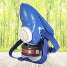 Respirator Paint Half Mask Gas Dust Acid Organic Vapor Single Tank Filter Reusable