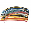 Heat Shrink Tube 70pcs 2:1 Polyolefin Halogen-Free Sleeving Wire 7 Color Set