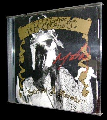 MORTIIS-FODT TIL A HERSKE-CD (autographed)