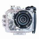 Intova HD2 Waterproof 8MP Action Camera with Built-in 150-Lumen Light and Remote