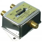 RCA VH71R 2-Way A/B Coaxial Cable Slide Switch