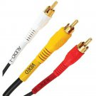 Axis PET10-4088 Composite A/V Cable (50ft)