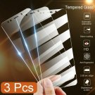 3Pcs Full Cover Tempered Glass Screen Protector For Xiaomi
