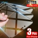 Tempered Glass For iPhone 7 8 6 6S Plus iPhone 11 7 5 5S SE 2020 Screen