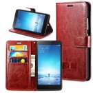 Case For Xiaomi Redmi note 2 Wallet Card Holder Stand Display PU Leather Luxury