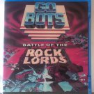 GoBots Battle of the Rock Lords 1986 Blu-ray and DVD Combo