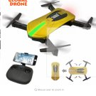 RC Drones with hd Camera RC Helicopter Foldable Mini Drone FPV