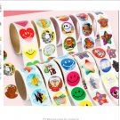 1 roll Korean Stationery Kawaii Label Sticker with 100pcs Stickers