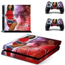 Football Baby Vinyl Cover Decal PS4 Skin Sticker for Sony PS4 Console & 2 Controller Skins Stickers