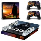 Vinyl Decals Skin Sticker Cover for PS4 Playstations 2 Controllers Sticker--STAR WARS BATTLEFRONT